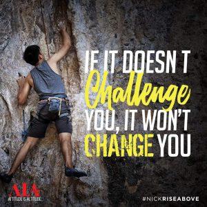 change to challenge